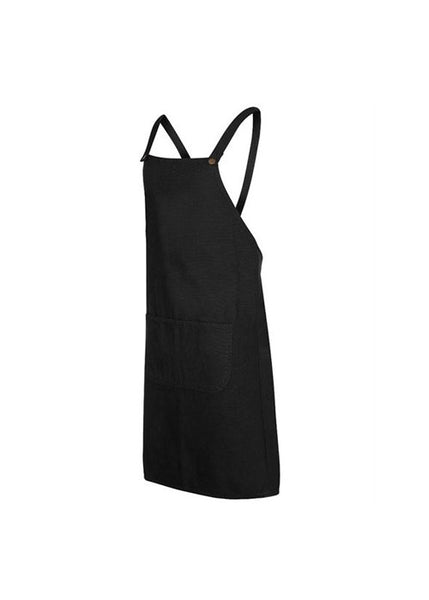 Cross Back Canvas Apron - Workwear Warehouse
