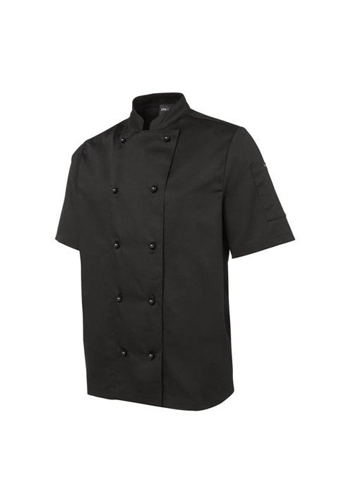 JBs Unisex Chefs S/S Jacket - Workwear Warehouse