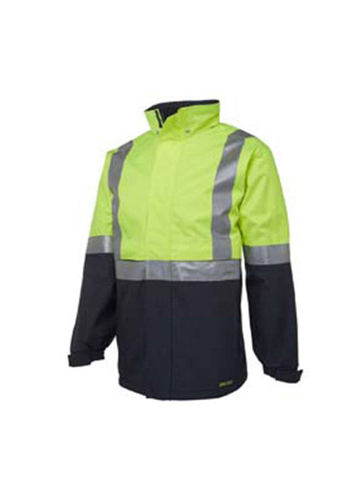 JB'S Hi Vis A.T. (D+N) Jacket - Workwear Warehouse