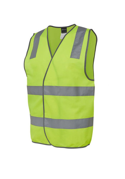 JB'S Hi Vis (D+N) Safety Vest - Workwear Warehouse
