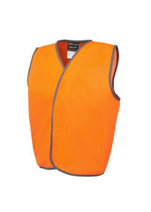 JBs Kids Hi Viz Safety Vest - Workwear Warehouse