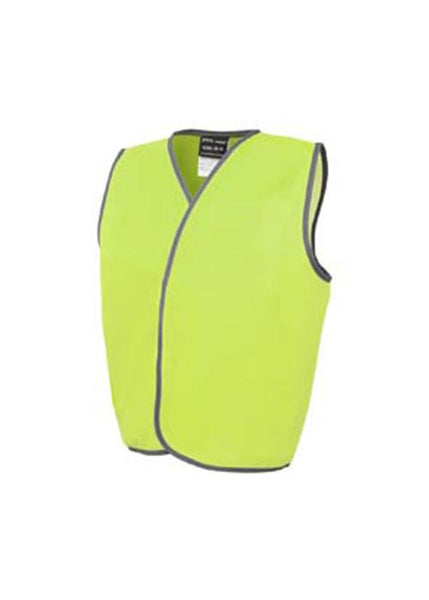JBs Adults Hi Vis Safety Vest - Workwear Warehouse