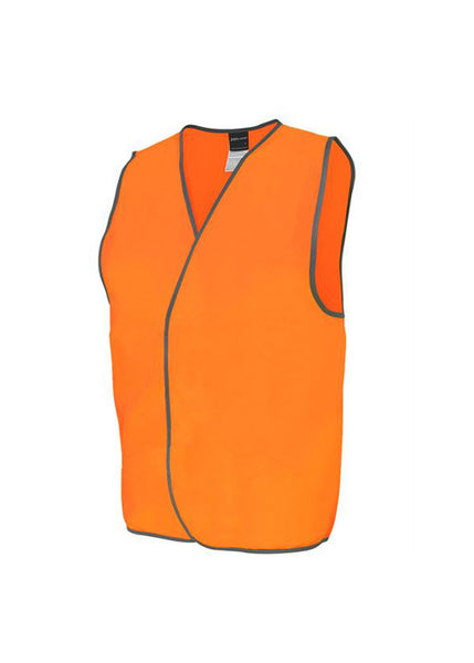 JBs Adults Hi Vis Safety Vest