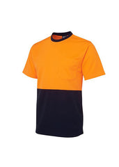 JBs Hi Vis Traditional T-Shirt - Workwear Warehouse