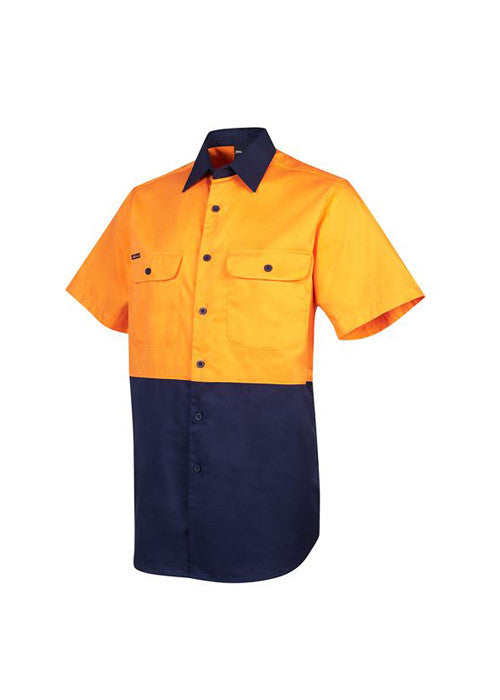 JBS Hi Vis 150g S/S Shirt - Workwear Warehouse