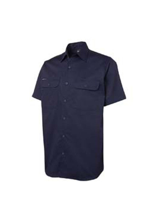 JB'S S/S 150g Work Shirt - Workwear Warehouse