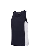 JB's Podium Contrast Singlet - Workwear Warehouse