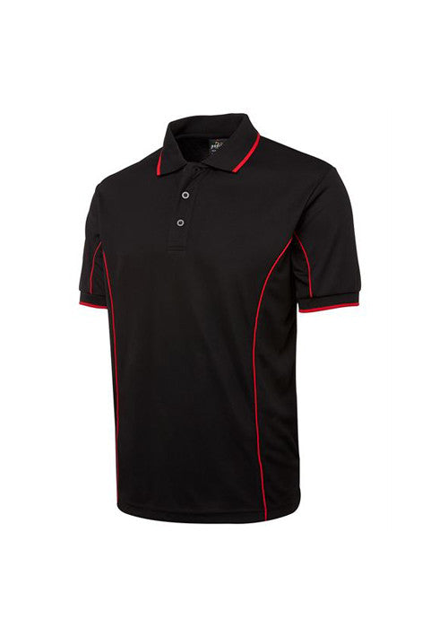 JB's Men's Piping Polo (2nd 11 Colours) - Workwear Warehouse