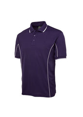 JBs Men's Piping Polo (11 Colours) - Workwear Warehouse