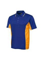 JB's Men's Contrast Polo (2nd 8 Colours) - Workwear Warehouse