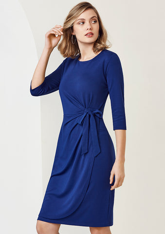 Biz Paris Ladies Dress - Workwear Warehouse