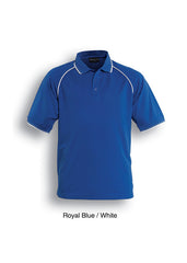 Bocini Mens Breezeway Polo - Workwear Warehouse