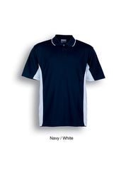 Bocini Ladies Breezeway Panel Polo - Workwear Warehouse