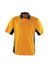 Bocini Kids Breezeway Panel Polo - Light - Workwear Warehouse