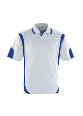 Bocini Breezeway Contrast Polo - Light - Workwear Warehouse