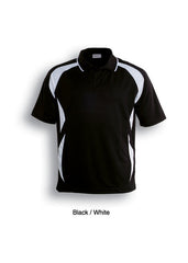 Bocini Kids Breezeway Sports Polo - Dark - Workwear Warehouse