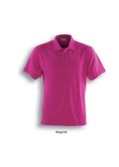 Bocini Ladies Classic Polo - Light - Workwear Warehouse