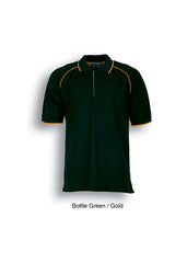 Bocini Unisex Raglan Polo - Workwear Warehouse