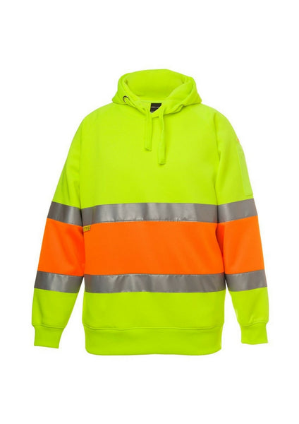 JBs Biomotion (D&N) Hoodie with 3M Tape - Workwear Warehouse