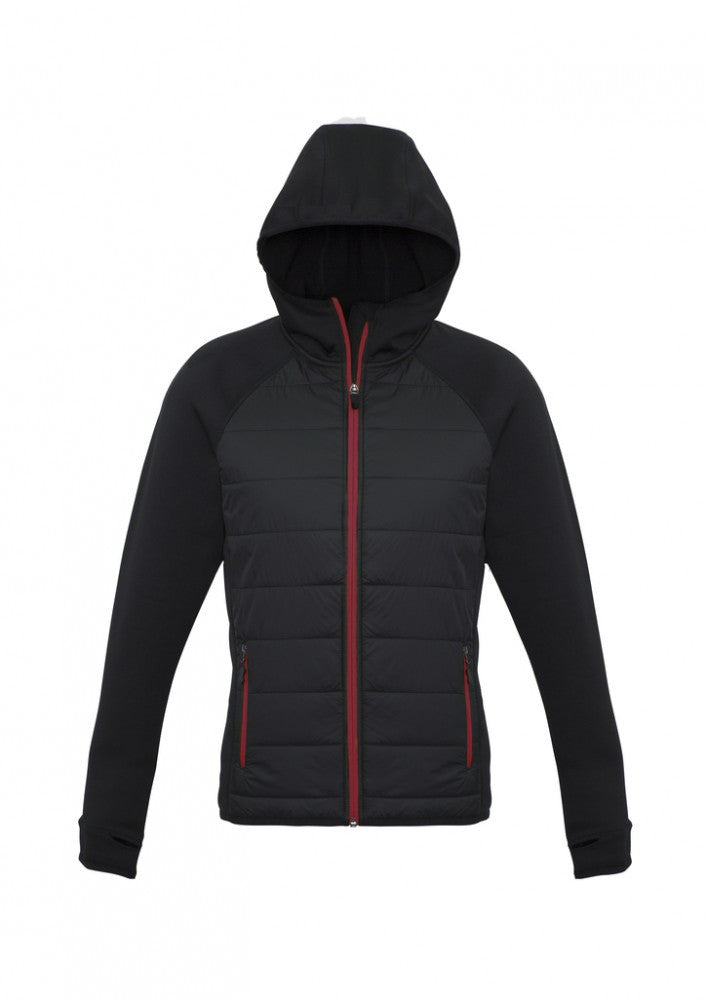 Biz Ladies Stealth Jacket - Workwear Warehouse
