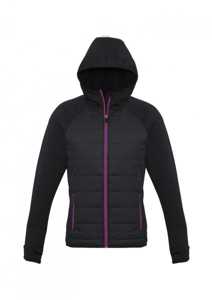 Biz Ladies Stealth Jacket