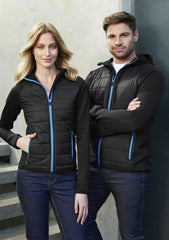Biz Men's Stealth Jacket - Workwear Warehouse