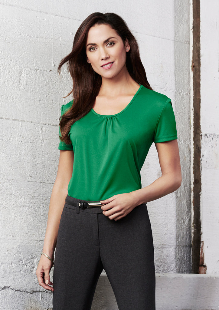 Biz Ladies Chic Knit Top - Workwear Warehouse