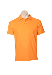 Biz Men's Neon Slim Fit Polo - Workwear Warehouse
