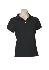 Biz Ladies Neon Slim Fit Polo - Workwear Warehouse