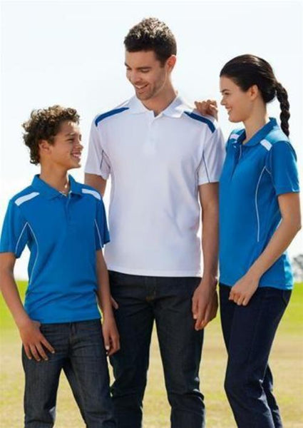 Biz Men's United Polo - Workwear Warehouse