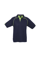Biz Ladies Fusion Cotton Backed Polo - Workwear Warehouse