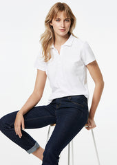 Biz Crew Ladies Polo