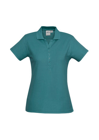 Biz Ladies Crew Polo - Workwear Warehouse