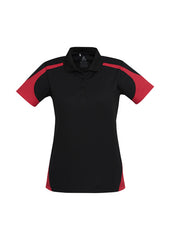 Biz Ladies Talon Polo - Workwear Warehouse
