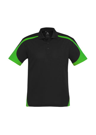Biz Men's Talon Polo