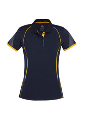Biz Ladies Razor Polo - Workwear Warehouse