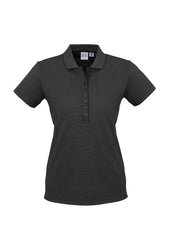Biz Shadow Ladies Polo