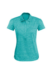 Biz Ladies Coast 100% Cotton Polo - Workwear Warehouse