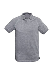 Biz Men's Coast 100% Cotton Polo - Workwear Warehouse