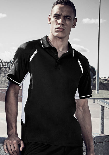 Biz Men's Renegade Polo - Workwear Warehouse