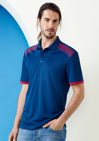 Biz Galaxy Men's Polo