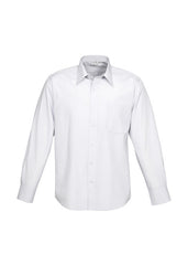 Biz Mens Ambassador Shirt L/S - Workwear Warehouse