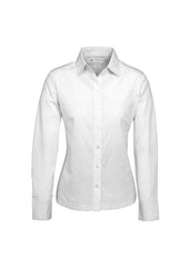 Biz Ladies Ambassador L/S Shirt - Workwear Warehouse