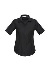 Biz Ladies Preston S/S Shirt - Workwear Warehouse