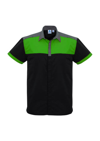 Biz Charger Men's s/s Shirt