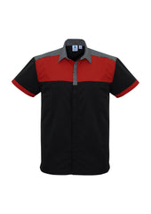 Biz Charger Men's s/s Shirt - Workwear Warehouse