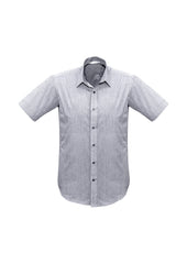 Biz Men's Trend S/S Shirt - Workwear Warehouse