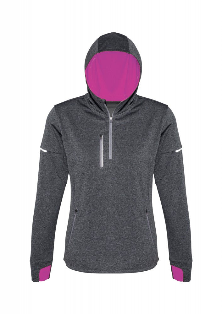 Biz Ladies Pace Hoodie - Workwear Warehouse