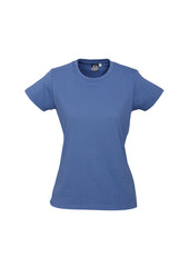 Biz Ladies Ice Tee - Workwear Warehouse