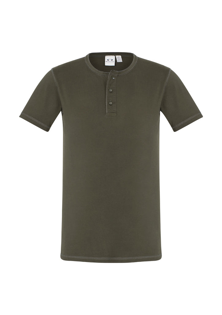 Biz Men's Vintage Tee - Workwear Warehouse